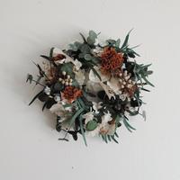 flower wreath no.013