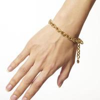 シルバー925チェーンブレスレット/Silver925 chain bracelet/ul0233