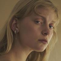 ディフォーメーションイヤリング(両耳ピアス・イヤリング)/Deformation earrings/ul0214
