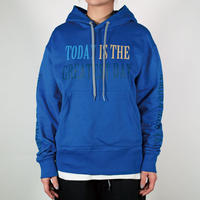 HOODIE / TODAY / BLUE