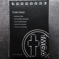 TMGAオリジナル メモ帳