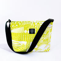 TANSAN Shoulder bag「Sanpo michi 」citron