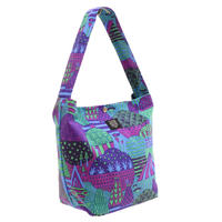 Machi Bag 「Yamanami」purple