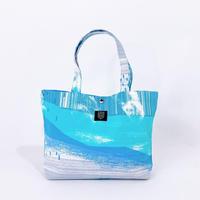 TANSAN Tote Bag M 「Mizuumi」mizuiro