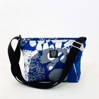 TANSAN Shoulder bag「Ishi」blue gray