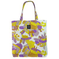 odekakeBAG「niwa」yellow