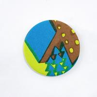 TANSAN Button Badge 004