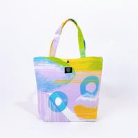 TANSAN Tote Bag L 「Mizuumi」yuyake