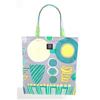 odekake BAG 「LAMP FLOWER」gray