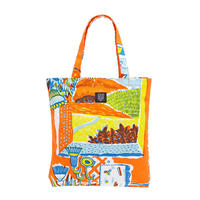 odekake BAG 「TEA TIME」orange