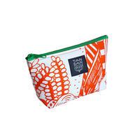 machi POUCH Sサイズ「散歩道」orange
