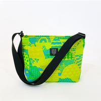 TANSAN Shoulder bag「Yamanami」green