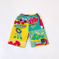 Bi TANSAN Short Pants「Welcome Fruits」pink