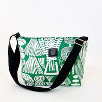 TANSAN Shoulder bag「Shokubutsu en」green