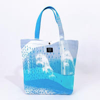 TANSAN Tote Bag L 「Mizuumi」mizuiro