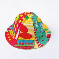 Bi TANSAN Tulip Hat「Welcome fruits」pink