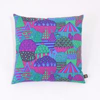 Cushion Cover「Yamanami」purple