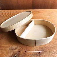 オケクラフトさんのお弁当箱 小型曲げ輪