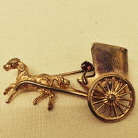 costume jewelry / brooch    ■ta-603