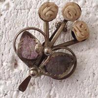 costume jewelry / brooch コスチュームジュエリー ブローチ    ■ta-635