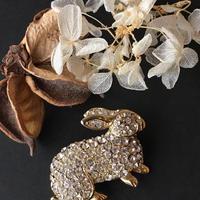 costume jewelry/brooch コスチュームジュエリー ブローチ    ■td- 880