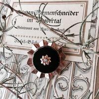costume jewelry/brooch コスチュームジュエリー ブローチ    ■td- 952