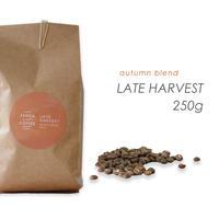 LATE HARVEST(秋季限定ブレンド)250g