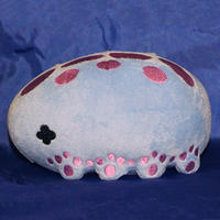 Fortune Teller Tardy Soft Toy S (2,480 JPY)