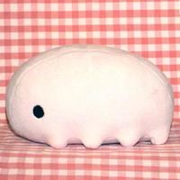 White Tardy Soft Toy S (1,580 JPY)