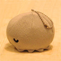 Sleeping Tardy Ball Chain (980 JPY)