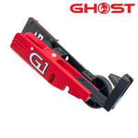 【GHOST】THE ONE EVO ホルスター(RED)