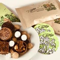 コーヒー豆とお菓子-TC(TAROBLEND&GUATEMALA)
