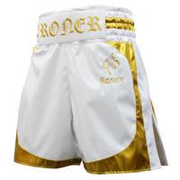 RONER KICK BANG BANG 1st exculusive model WHITE/GOLD