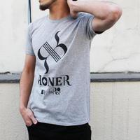 RONER by taRo ロゴTシャツ GLAY