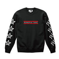 RONER Logo sleeve sweat shirt
