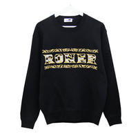 RONER  Arabesque camo  sweat shirt