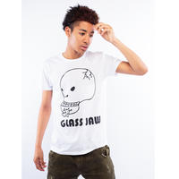 RONER by taRo グラスジョーTシャツ WHITE