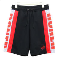 RONER Mesh mix sweat short pants   No.002