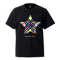 """""""RONER STAR CRAZY CAMO """" T-shirt BLACK"""