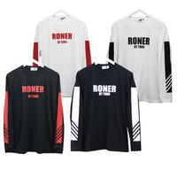 RONER SPORT       longsleeve dry T-shirt  4 color