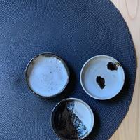 中里太郎右衛門窯 唐津まめ皿B(3枚組)