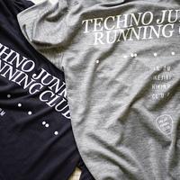 【テクノジャンキーズランニングクラブ】Tシャツ