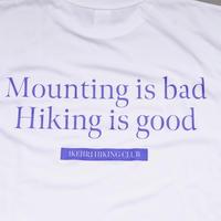 【池尻ハイキングクラブ】2021年に思ったことを言語化したランニングT