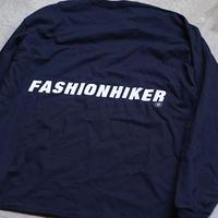 池尻ハイキングクラブTシャツ【自分のハイキングスタイルについて】