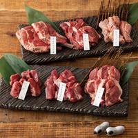 ラム肉専門店の6種部位ラム肉セット #ラム焼肉専門店lambne らむね