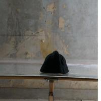 (ORDER) TWIST CAP BLACK