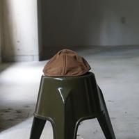 (STOCK) HATS 32 U WORK CAP BROWN DACK