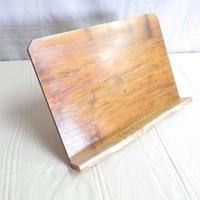 竪琴用卓上譜面台  限定品 桑の木