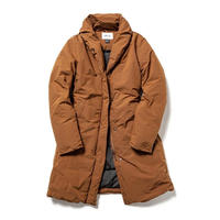 NANGA    SHAWL COLLAR DOWN COAT