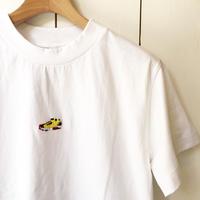 O.K.    MINI PUMP TEE (手刺繍)